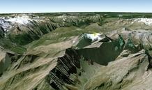 Glacier Lombard