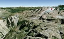 Glacier de la Barbaratre
